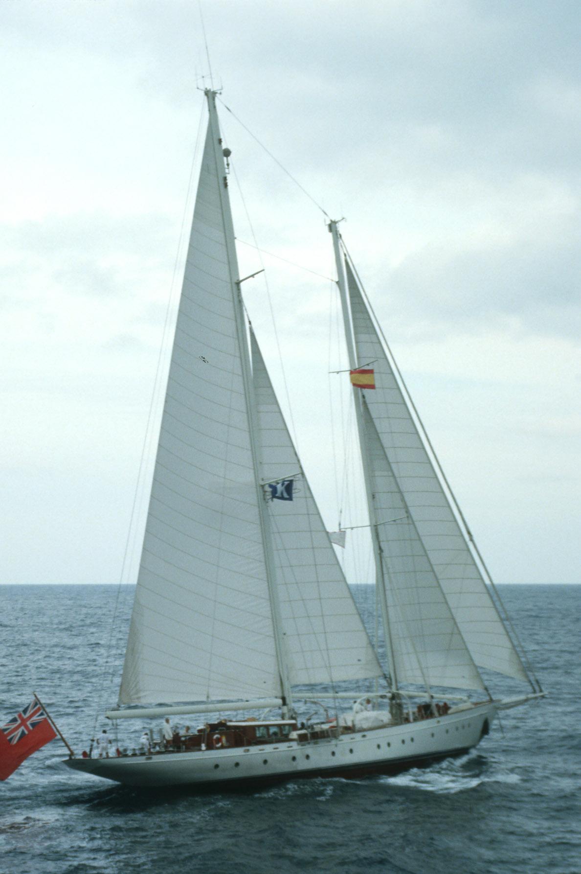 British Steel (yacht)