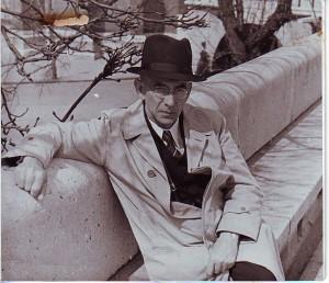 Otto Hebecker 1944 Budapest