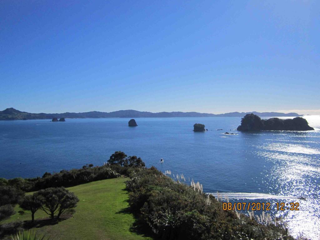 NZ Islands
