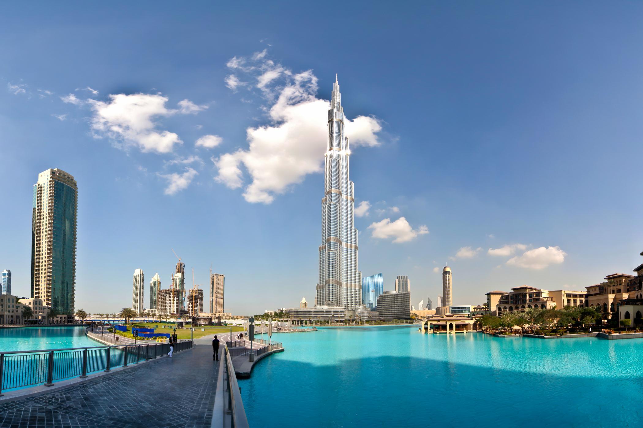 DubaiTurm