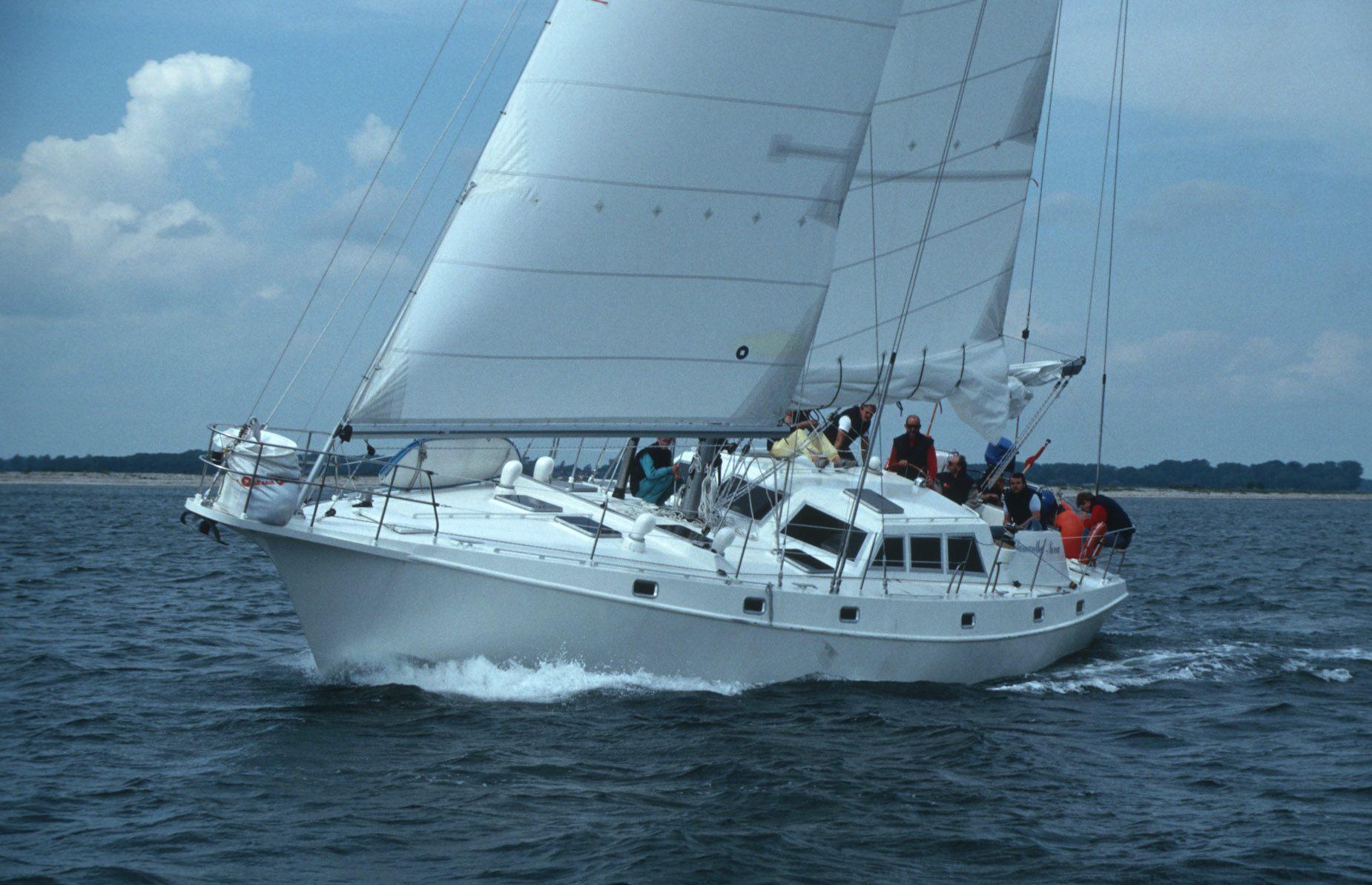 berckemeyer yacht kaufen
