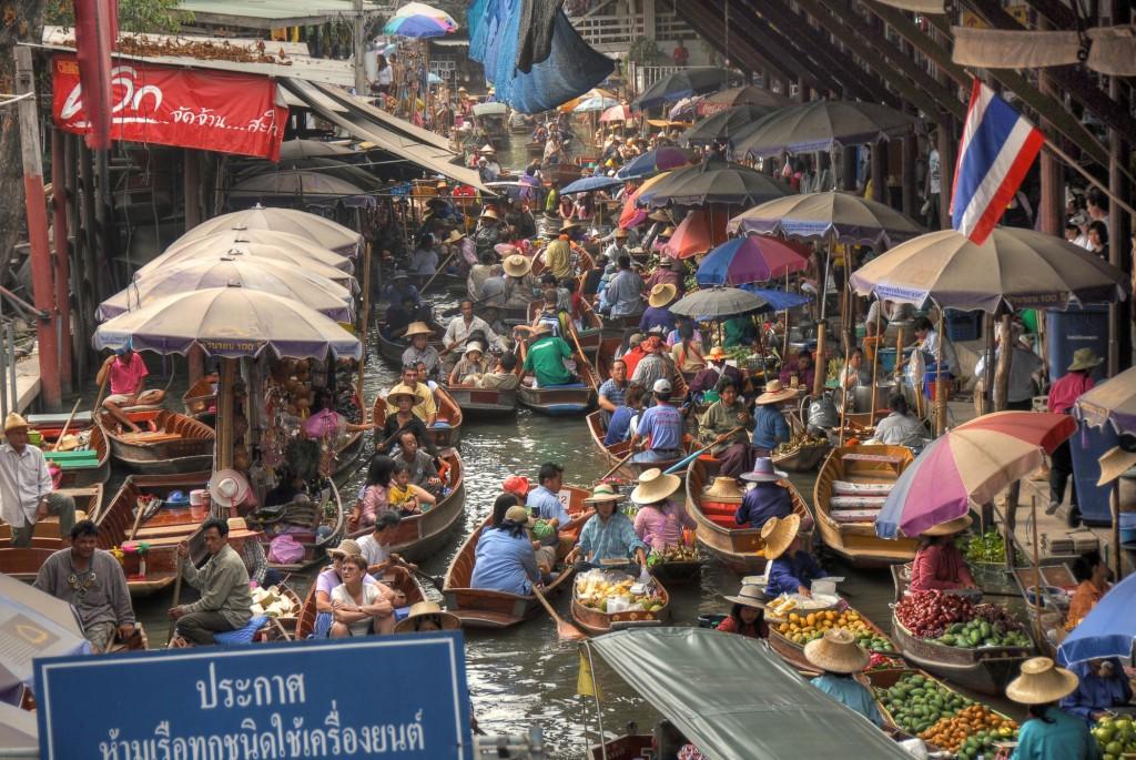 ThaiWaterMarkt Kopie