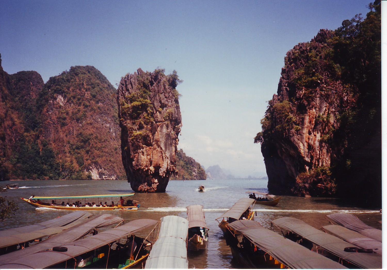 Thailand PhiPhi Kopie