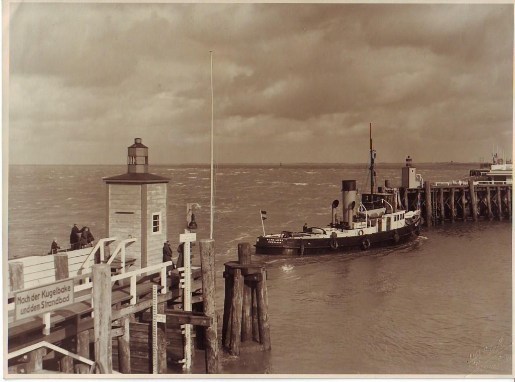 Schlepper Cux 1935