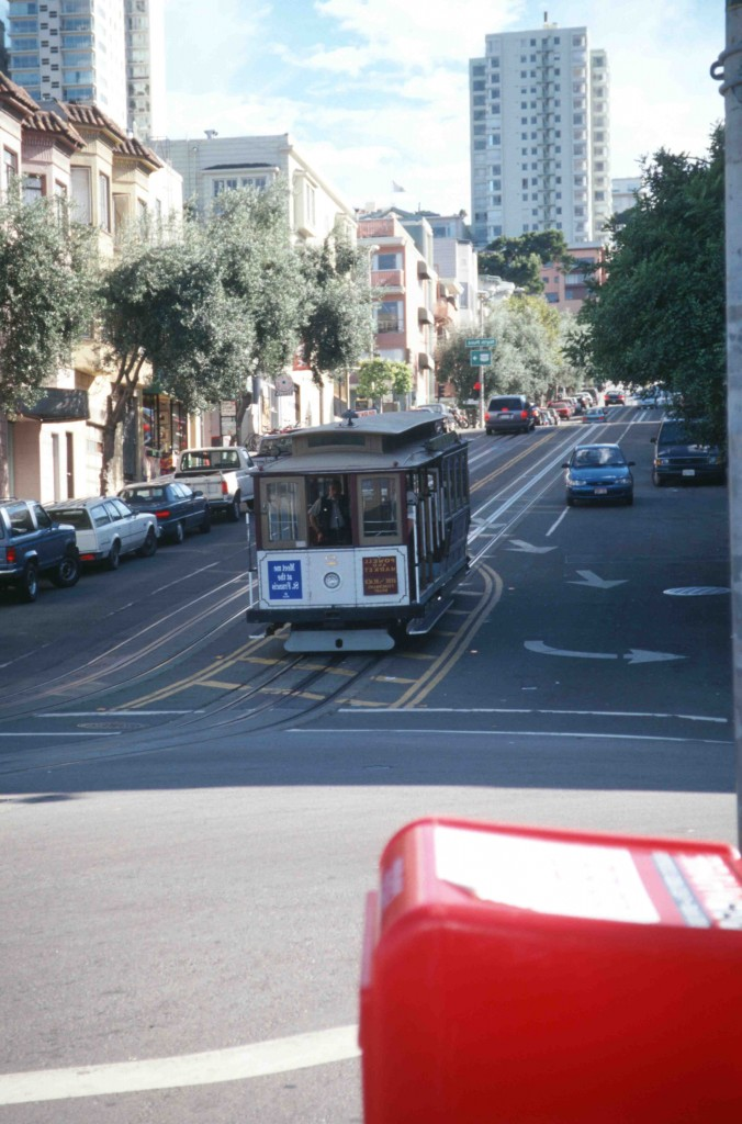 SFO Cable Car Kopie