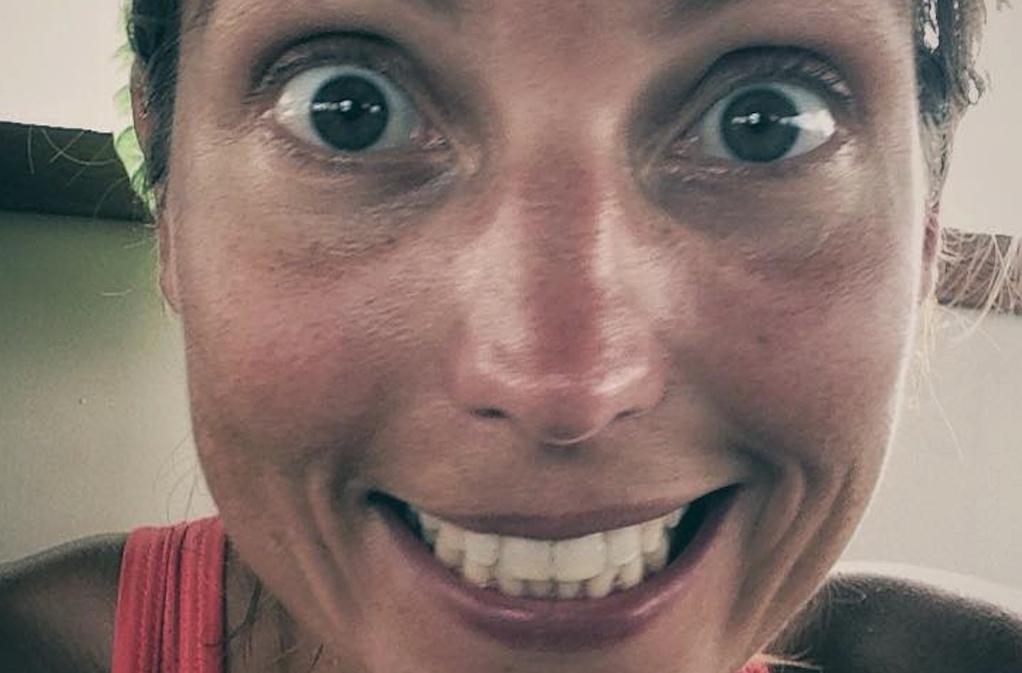Nike Gesicht
