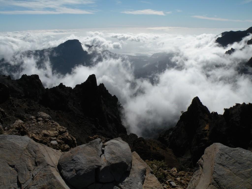 La Palma Caldera