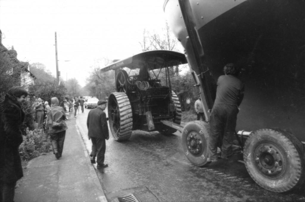 Towards Launching 1985