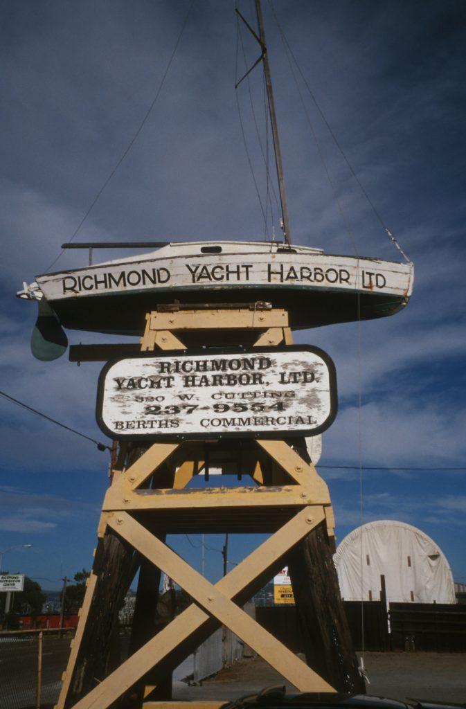 Riuchmond Hochboat