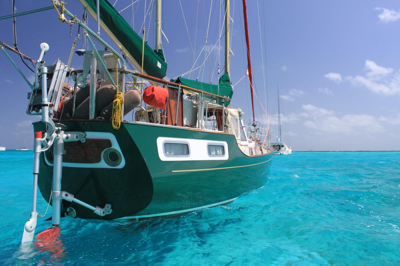fähnrich 34 yacht